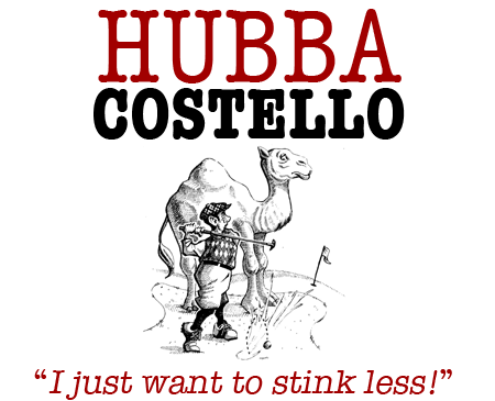 Hubba Costello | Shababa Golf | The Shababa Manifesto